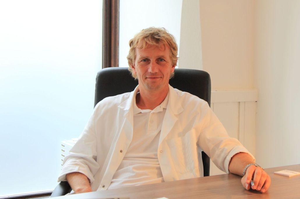 Oberarzt Dr. Michael Marek