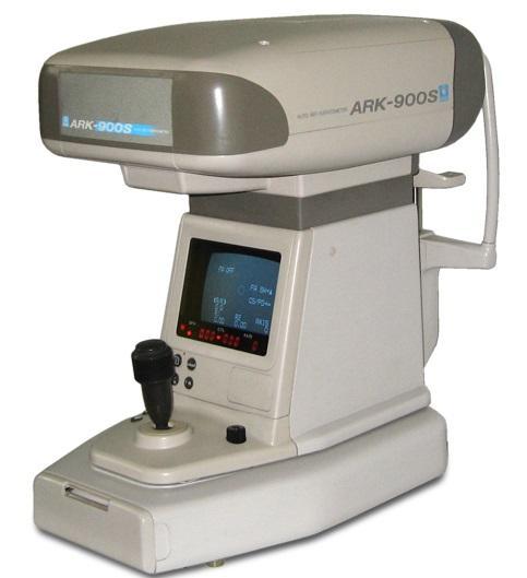 Autorefraktometer